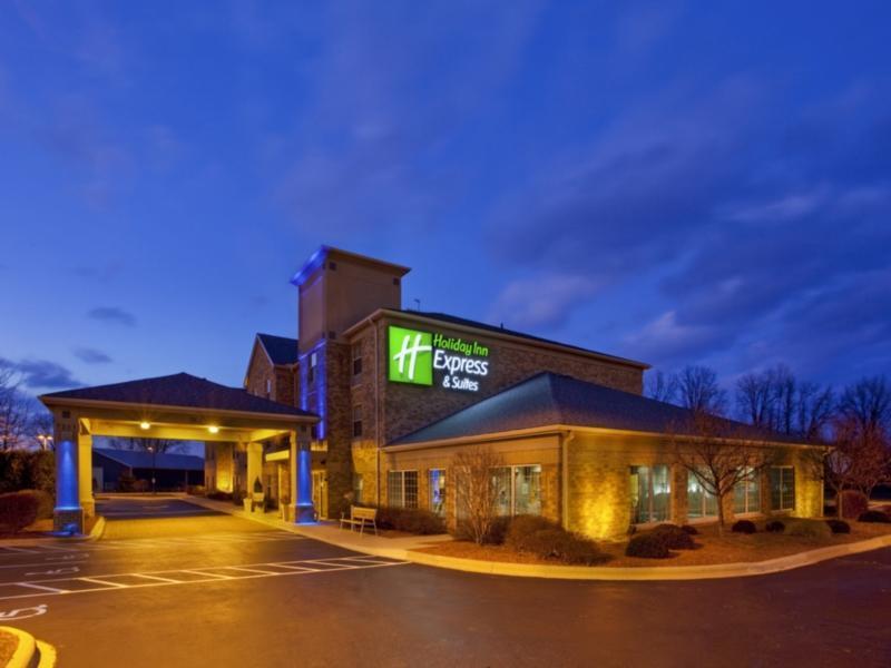 Holiday Inn Express Hotel And Suites Sunbury Columbus Area