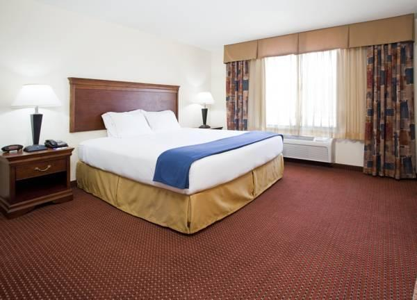 Holiday Inn Express Salt Lake City   Airport