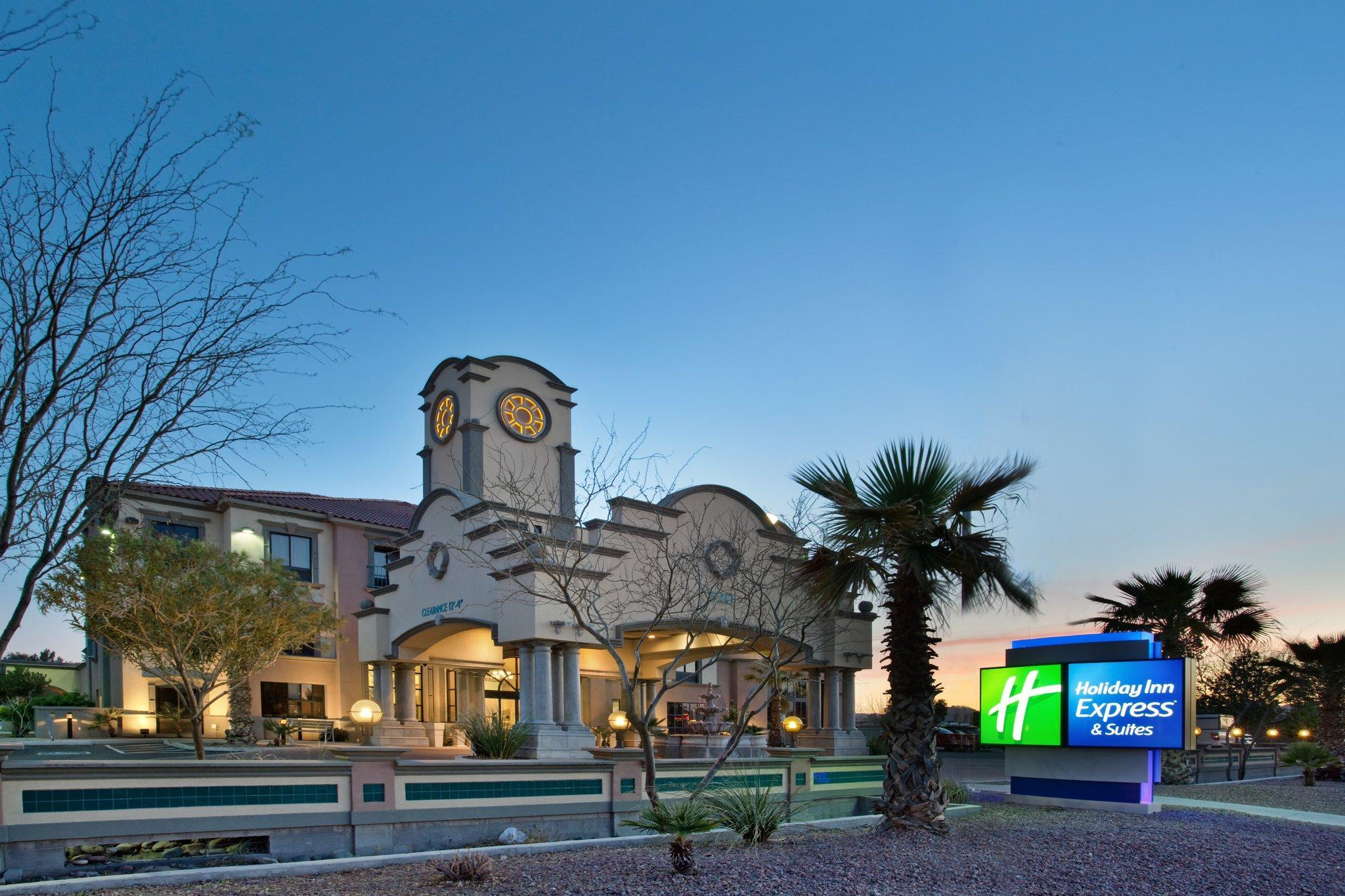 Holiday Inn Express Hotel And Suites Tucson Mall