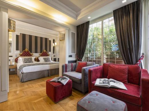 The Britannia Hotel Rome
