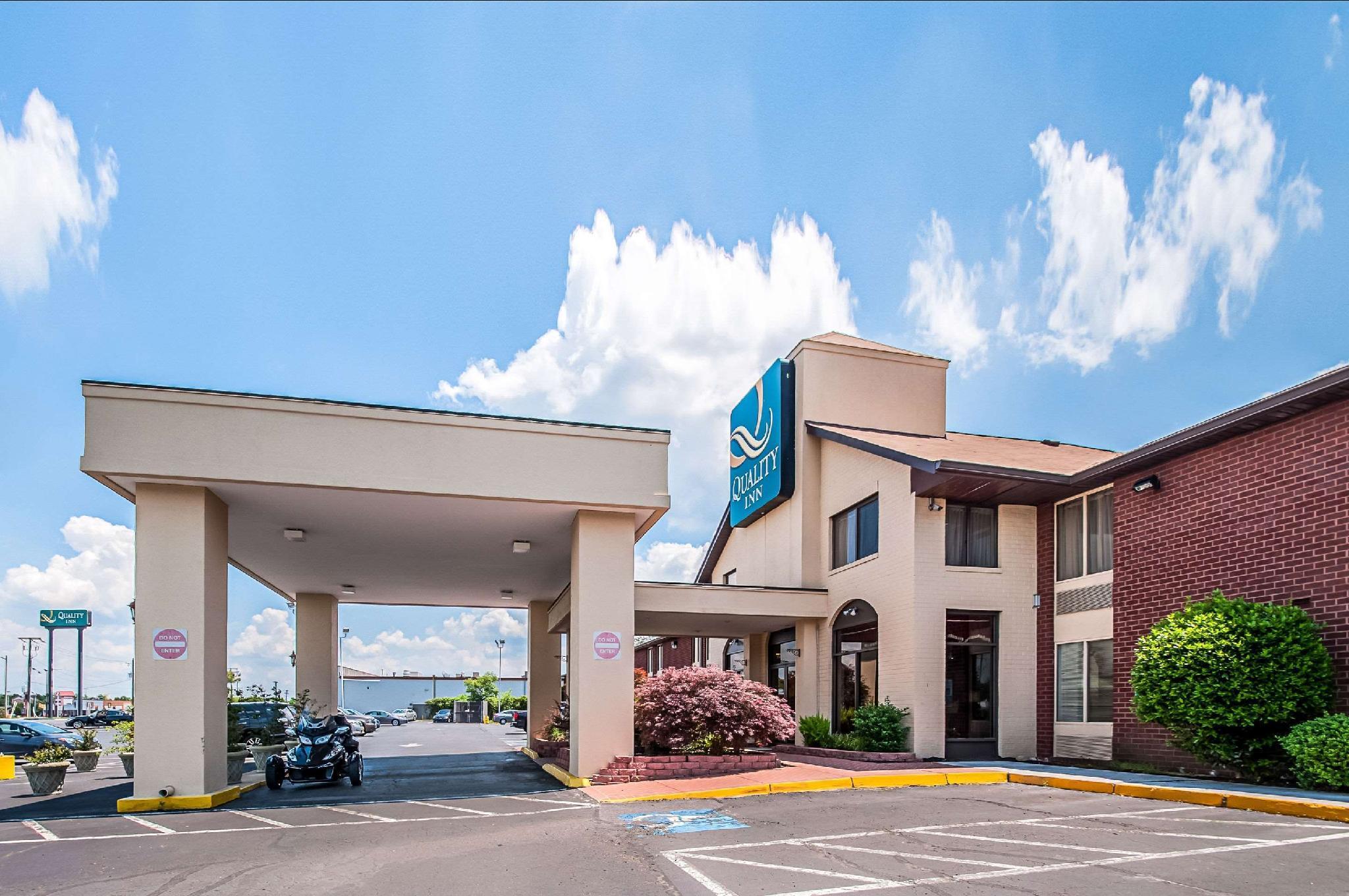 Quality Inn Near Potomac Mills Woodbridge