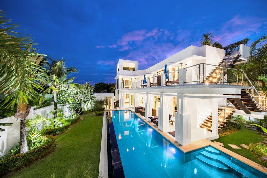 Hollywood Pool Villa Jomtien Beach ฮอลลีวูด พูลวิลลา หาดจอมเทียน