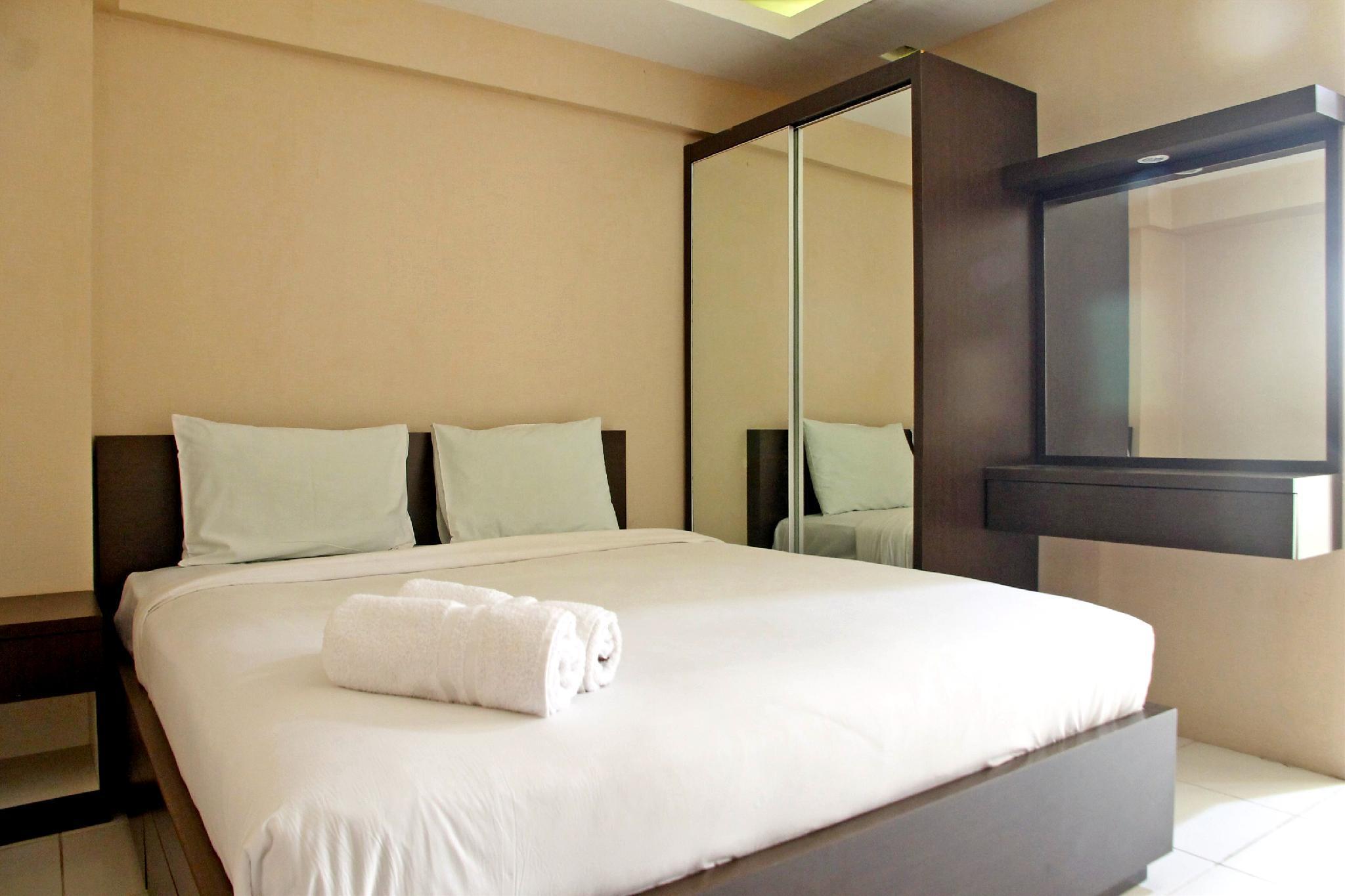 Best Deal Studio At Kebagusan City Apartment By Travelio