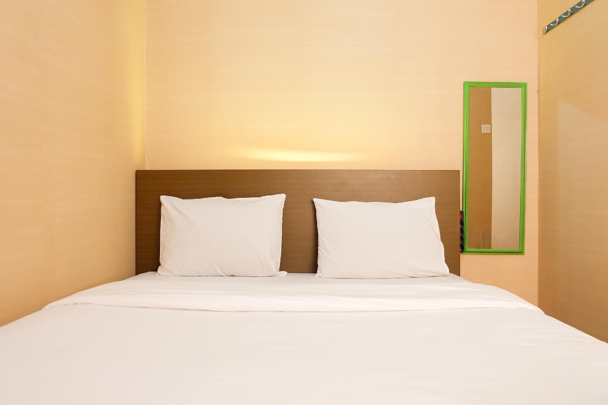 Comfortable 1 Bedroom @ Kalibata City Apartment By Travelio