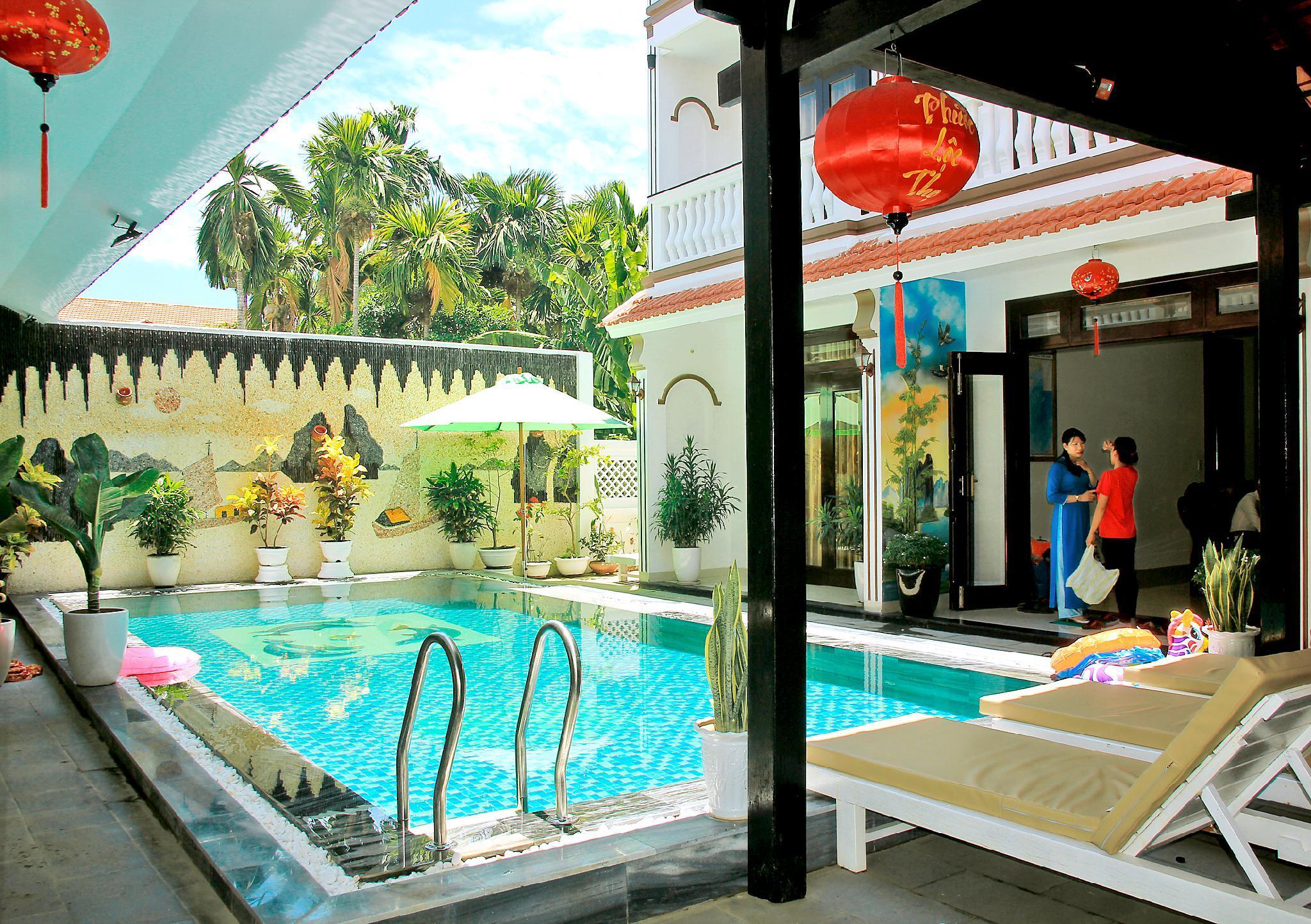 Green Island Hoian Villa