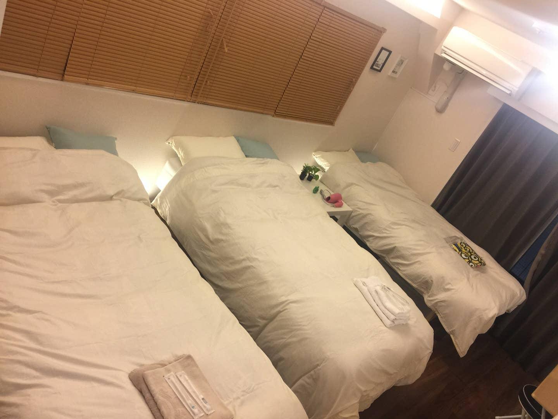 401[SHINJUKU] YOTSUYA walk 3min P-WIFI
