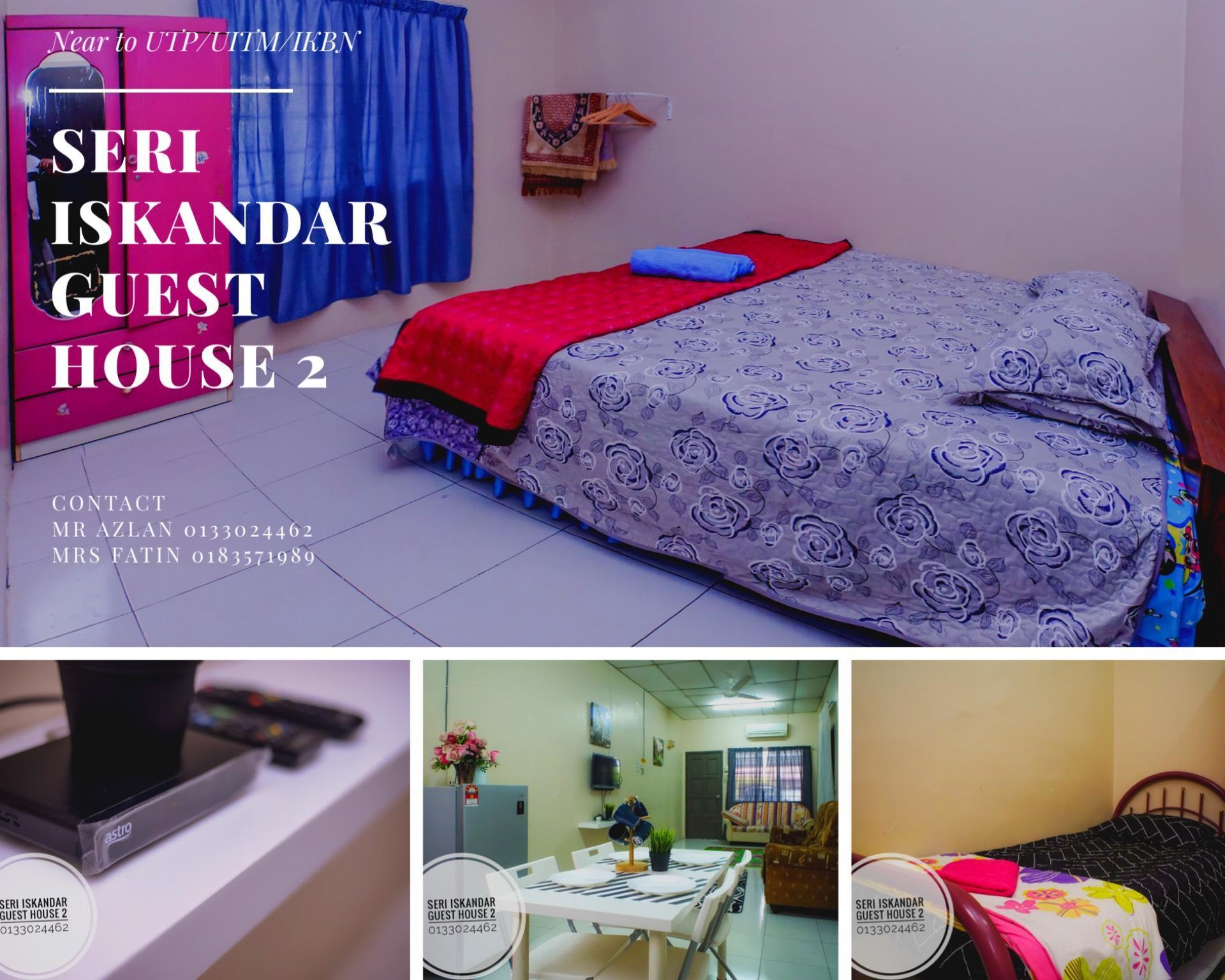 Seri Iskandar Guest House 2 Near UTP UITM Perak