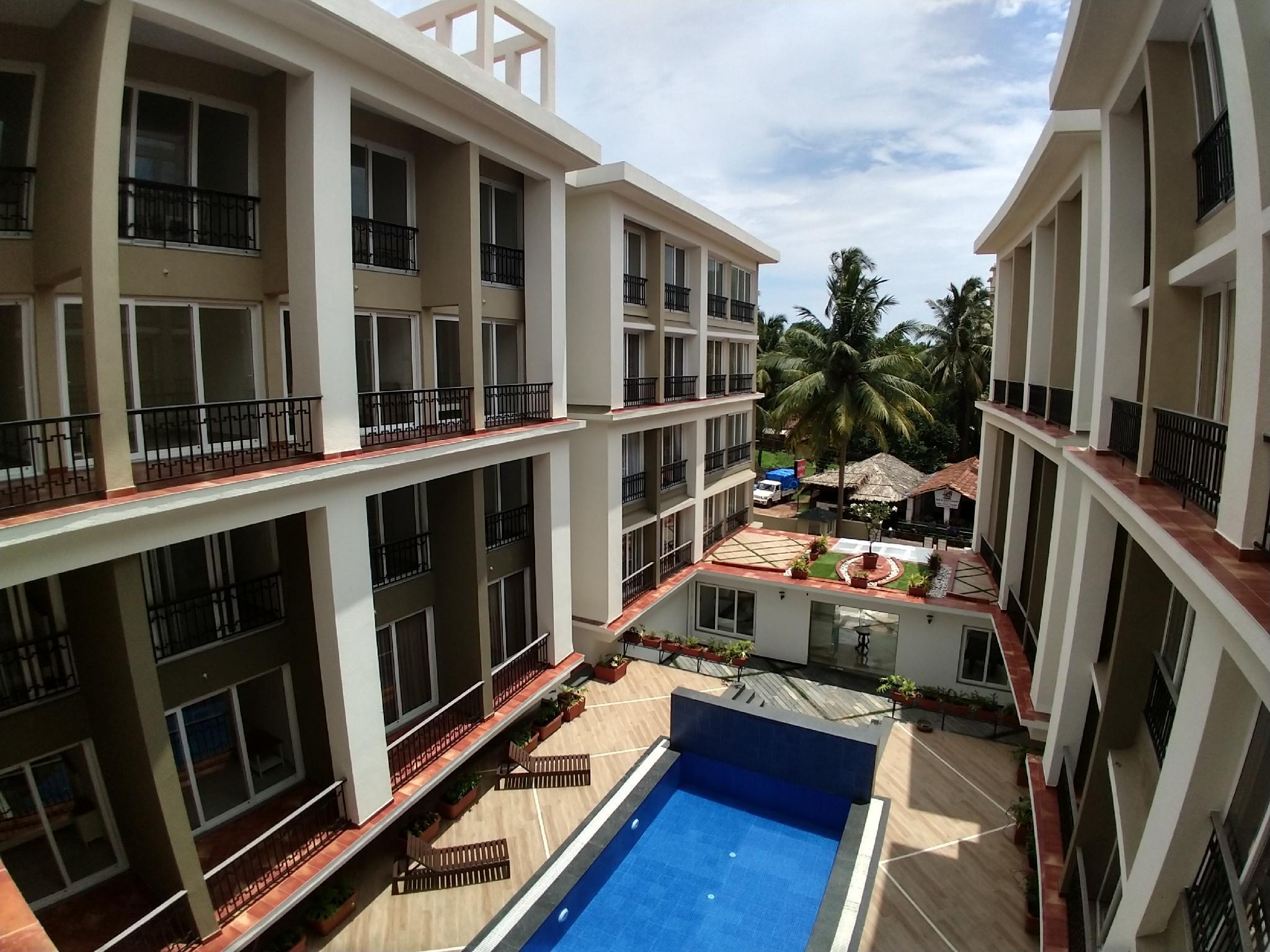 Bellagio Rezidencia Serviced Apartments