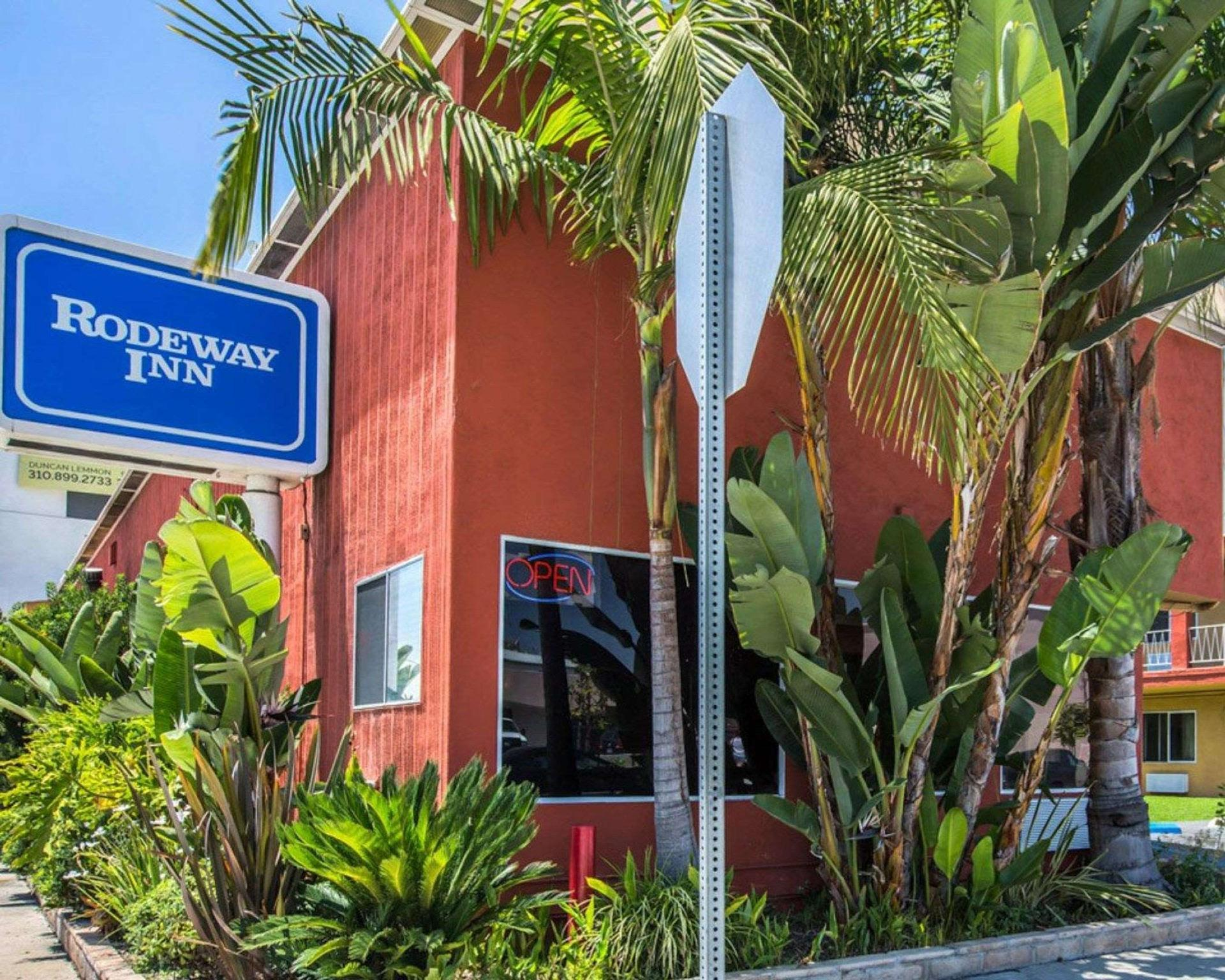 Rodeway Inn Near Venice Beach