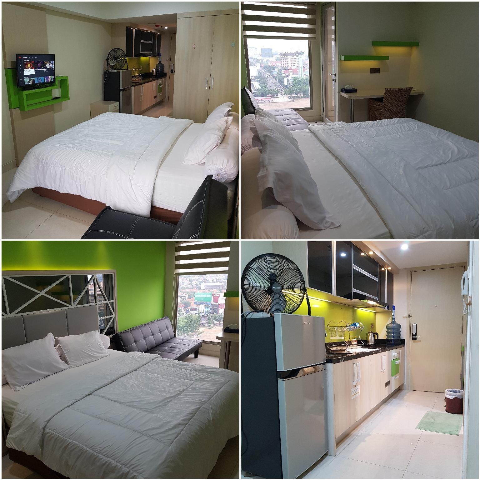 WR Apartment Louis Kienne Simpang 5 Semarang Lt.17