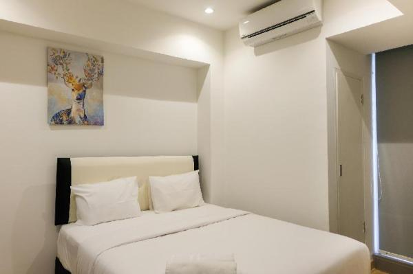 Exclusive and Cozy Japanese 1BR Branz BSD City Apartment By Travelio Tangerang