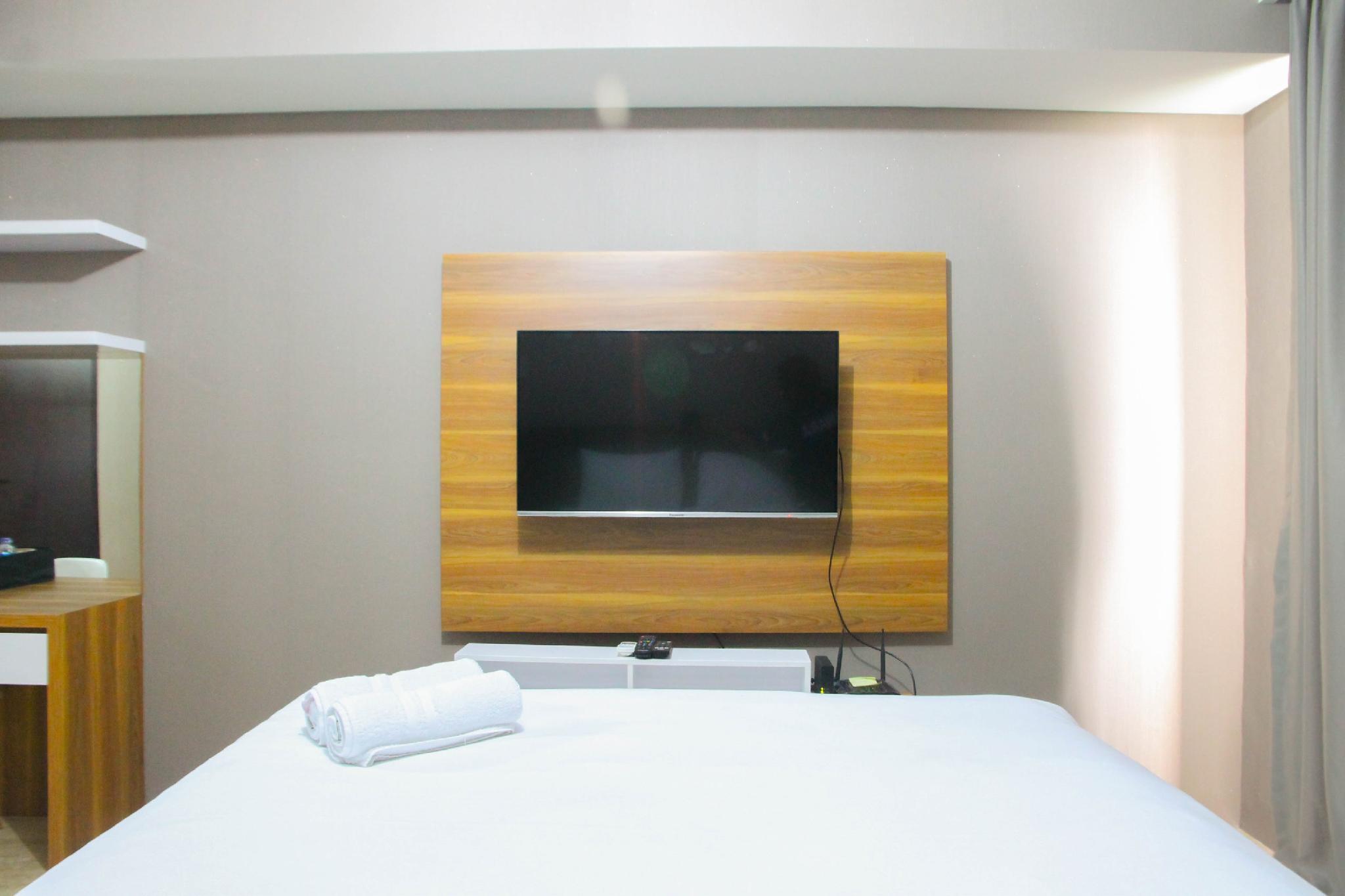 Best Price Studio Apartment At Lexington Residence By Travelio