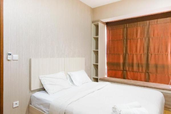 Spacious City View 1BR at M-Town Signature Apartment By Travelio Tangerang