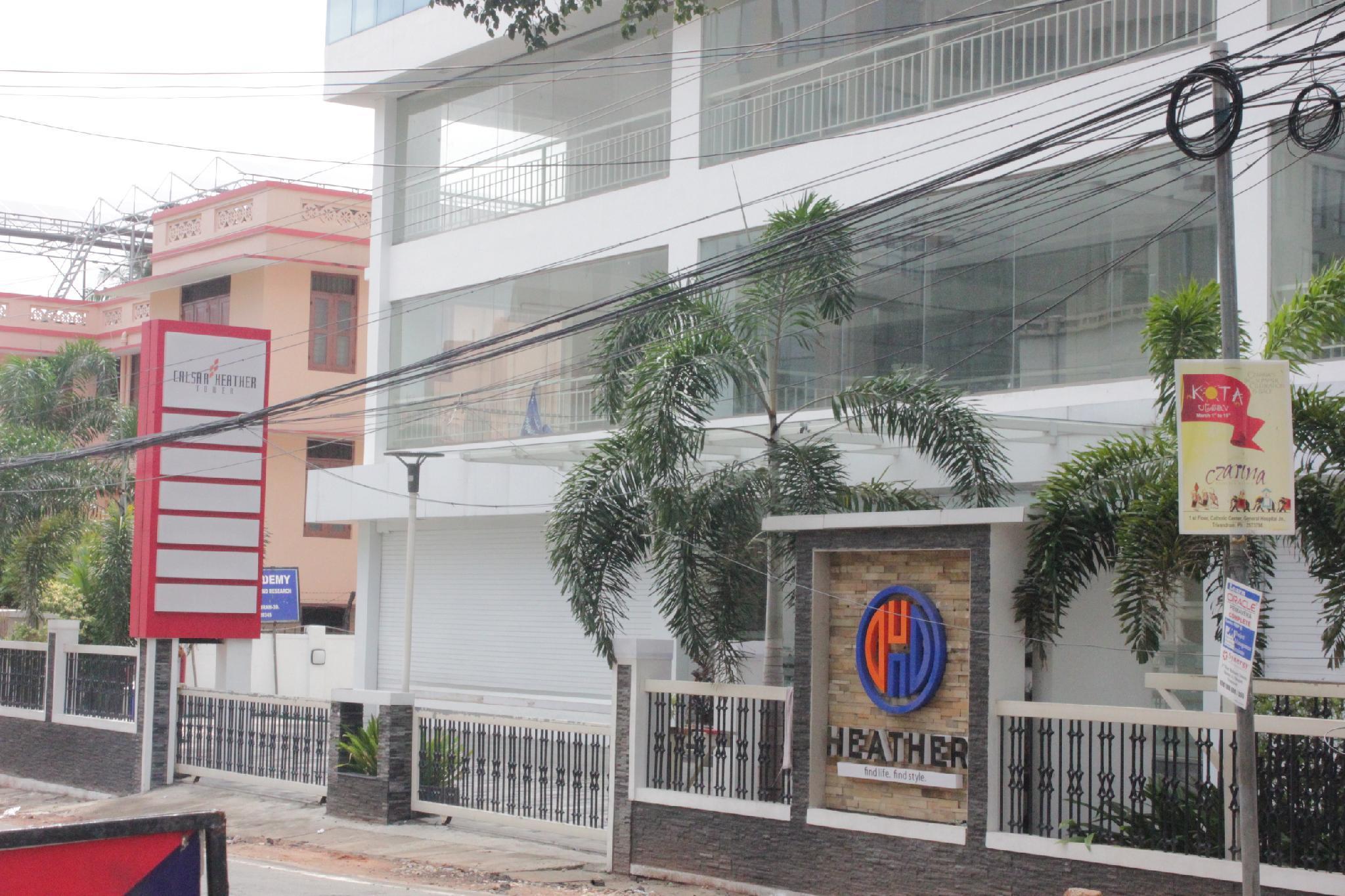 StayZone   Statue Trivandrum Service Apartments