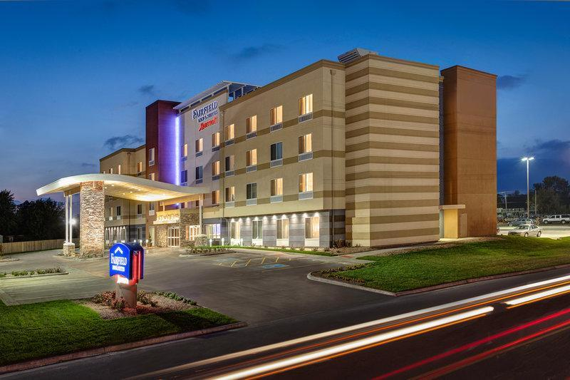 Fairfield Inn And Suites By Marriott Little Rock Airport