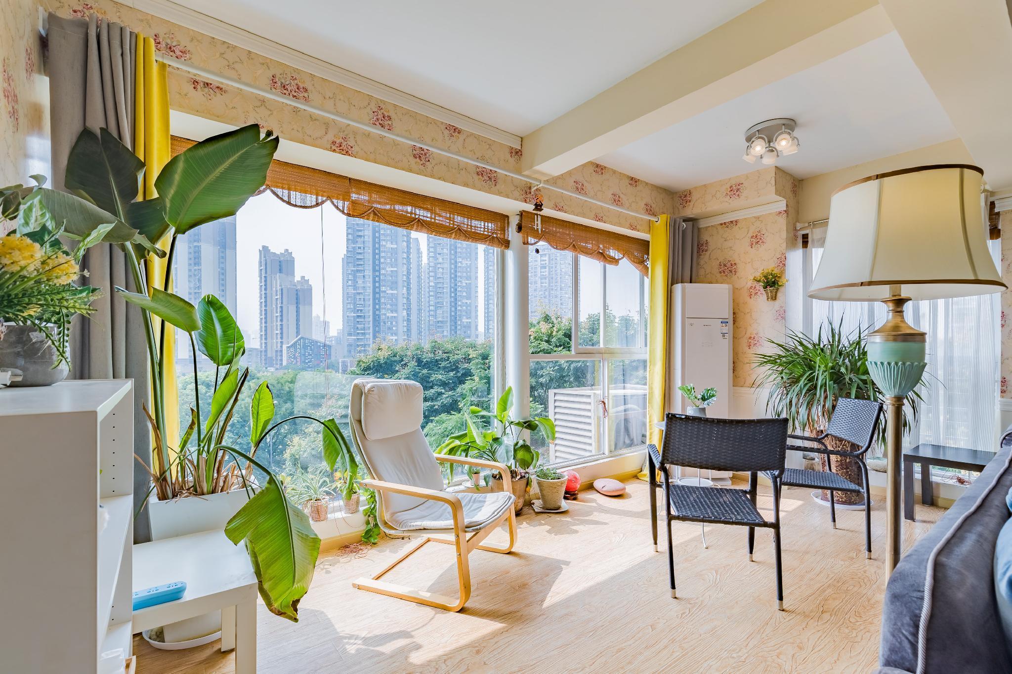 Chengdu Jiuyanqiao Loft Minshuku 3 Bedroom
