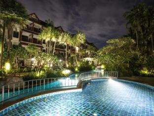 Kata Palm Resort & Spa Phuket - Hotellet från insidan