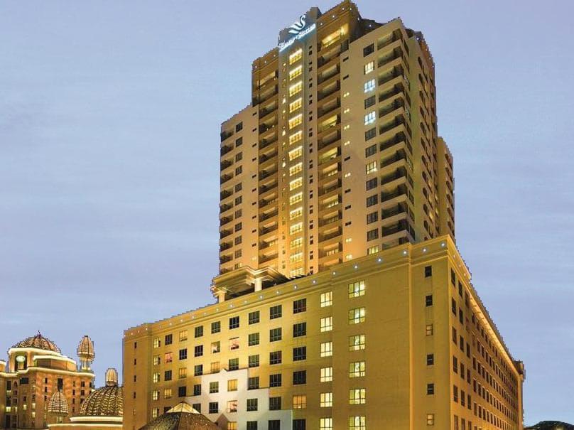 Royal Century Resort Suites At Bandar Sunway