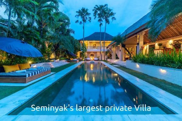 VILLA NALINA 3 Bedrooms Bali