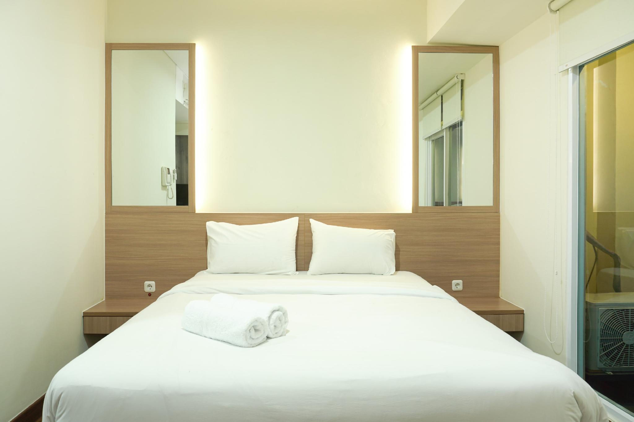 Cozy Studio Puri Orchard Apartment In Strategic Location By Travelio
