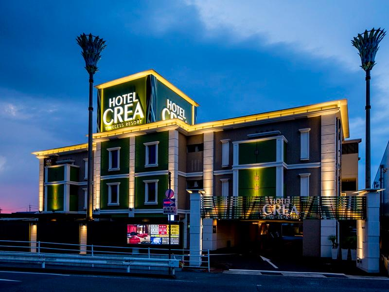 Hotel Crea  Adult Only