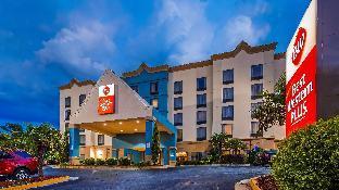 貝斯特韋斯特PLUS機場南套房酒店