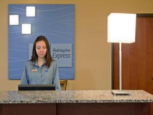 Holiday Inn Express Los Angeles-Univ Cty-Cahuenga Hotel Los Angeles (CA) - Reception