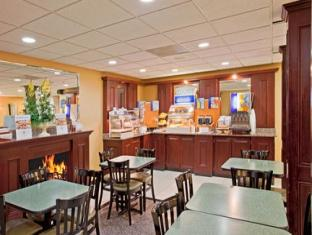 Holiday Inn Express Los Angeles-Univ Cty-Cahuenga Hotel Los Angeles (CA) - Breakfast Area