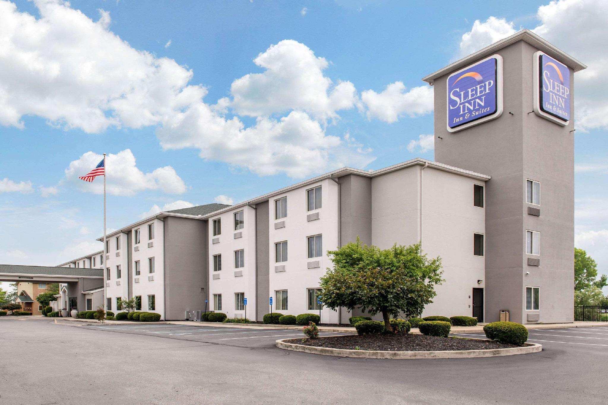 Sleep Inn And Suites Columbus