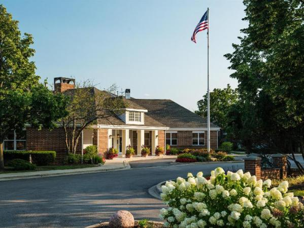 Homewood Suites by Hilton Chicago - Schaumburg Chicago