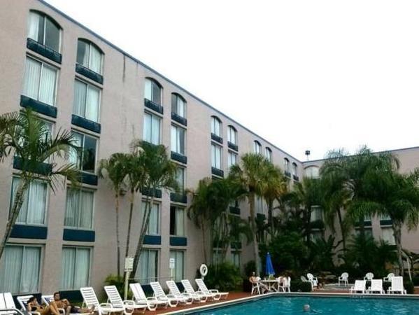 Ramada Plaza Ft Lauderdale Hotel Fort Lauderdale