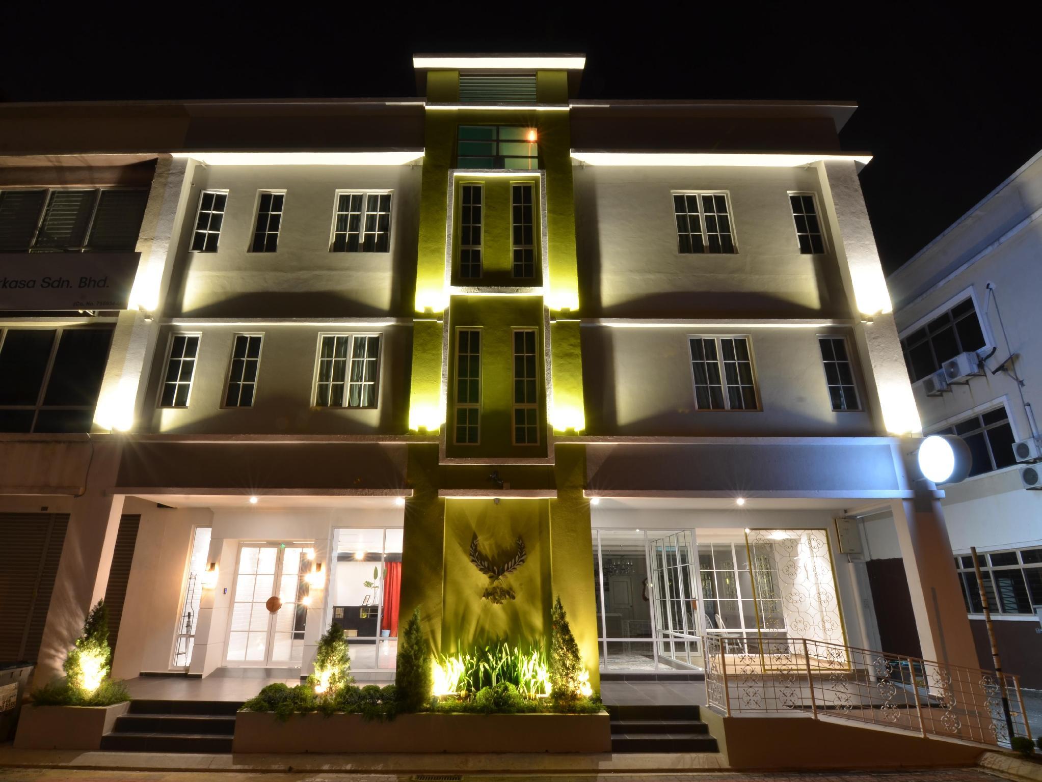 The Ardens Hotel   Austin