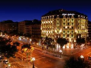 Over Majestic Hotel & Spa Barcelona (Majestic Hotel & Spa Barcelona)