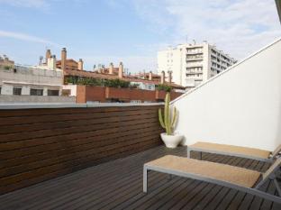 NH Sants Barcelona Barcelona - Balcony/Terrace