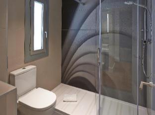NH Sants Barcelona Barcelona - Bathroom