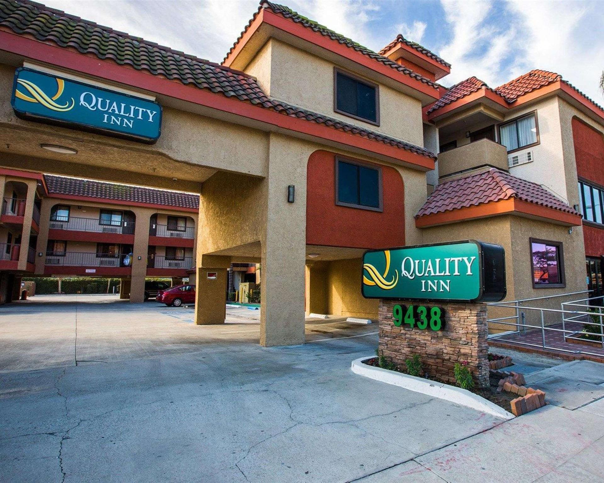 Quality Inn Near Downey Studios Downey