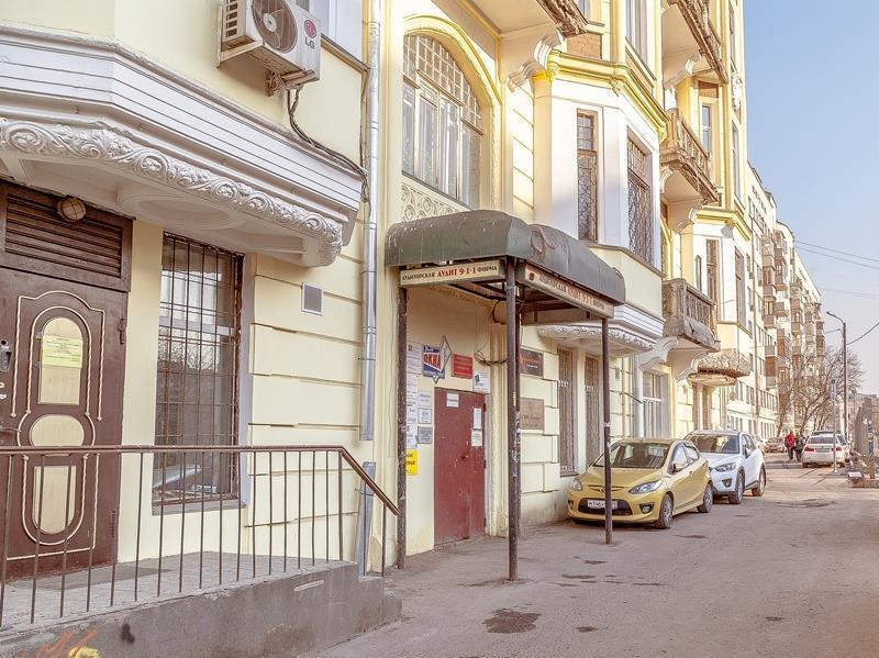 Hostel Serdtse Stolitsy