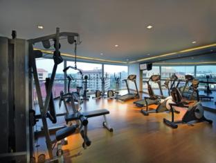 Amari Nova Suites Pattaya Pattaya - Fitness Room