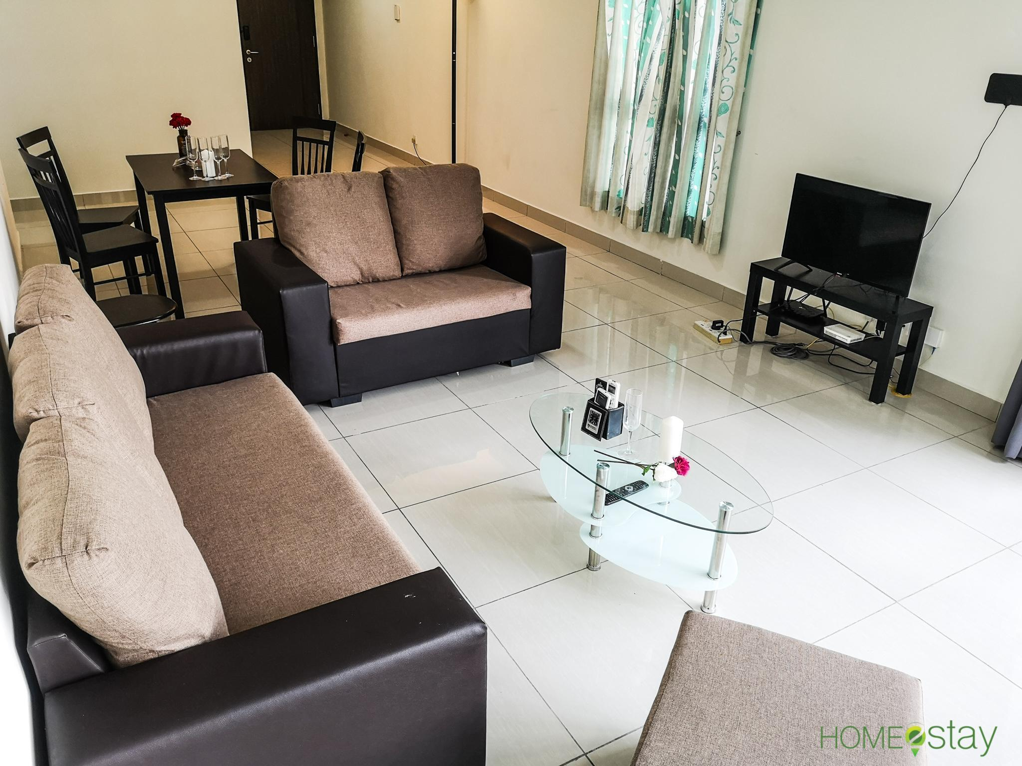 Delightful House With Amazing Views In PJ