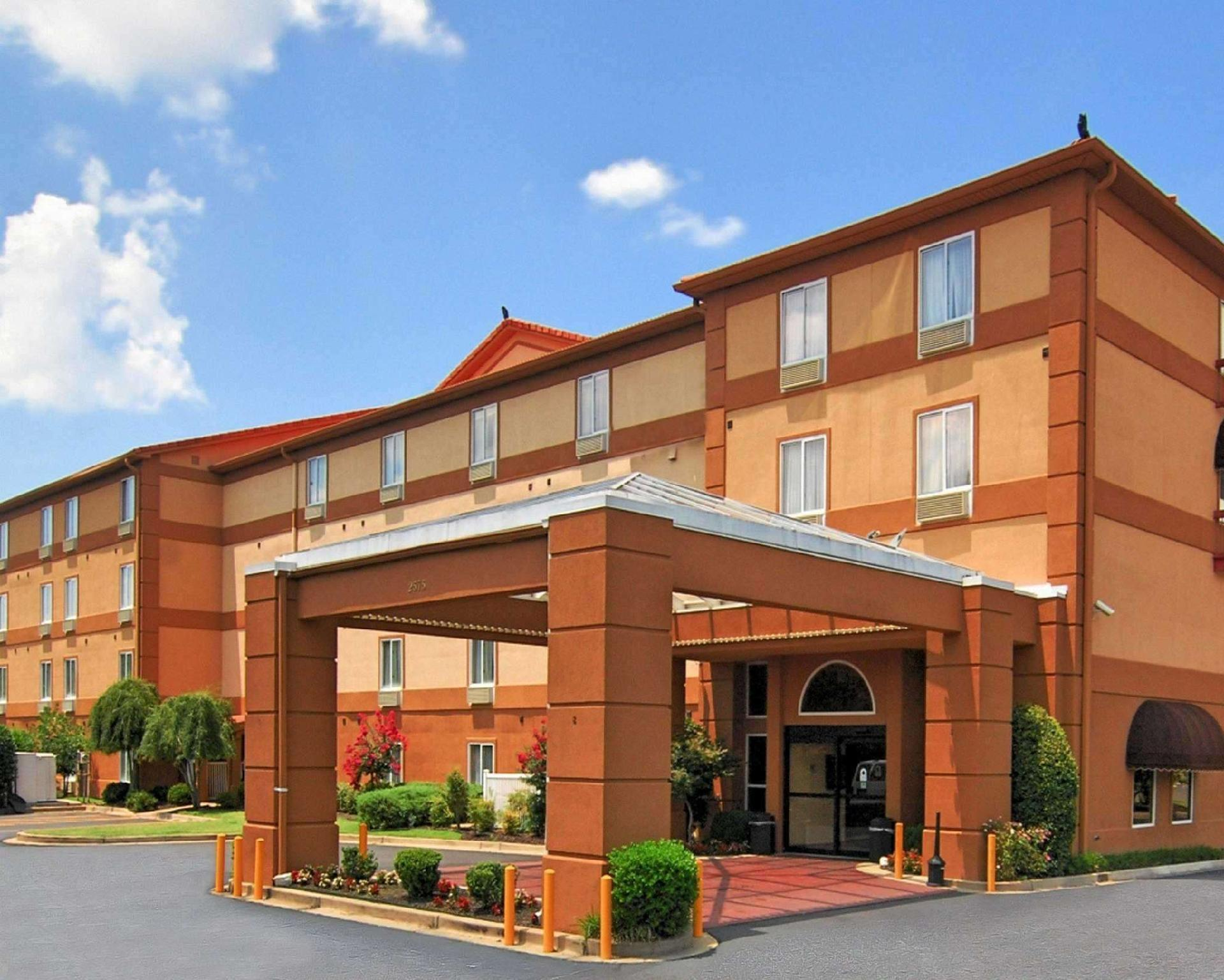 Quality Suites I 240 East Airport