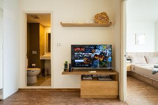[チャトゥチャック]アパートメント(35m2)| 1ベッドルーム/1バスルーム Long stay room 2min walk to MRT near Chatuchak