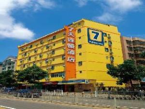 한눈에 보는 7 데이즈 인 바이인 런민 로드 버스 정류소 브랜치 (7 Days Inn Baiyin Ren Min Road Coach Station Branch)