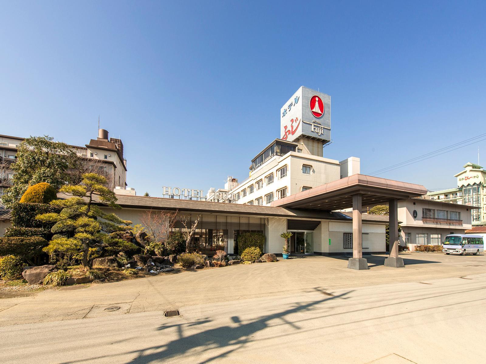Isawa Onsen Hotel Fuji