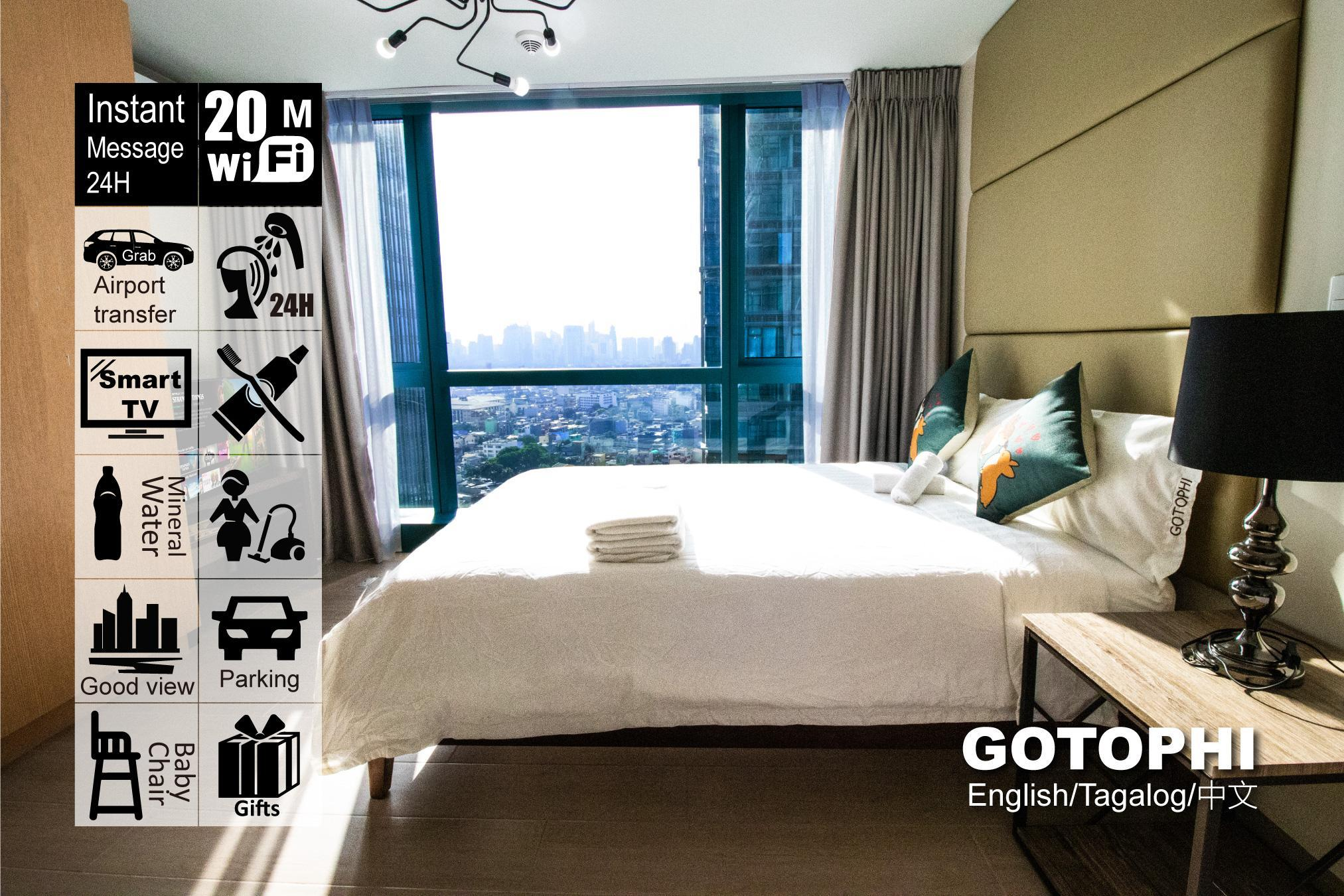 One Uptown Residence BGC Gotophi 5Star Hotel B
