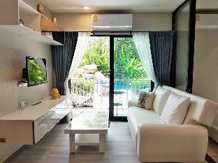 Absolute Poolside Free Netflix@Naiyang อพาร์ตเมนต์ 1 ห้องนอน 1 ห้องน้ำส่วนตัว ขนาด 36 ตร.ม. – ในยาง