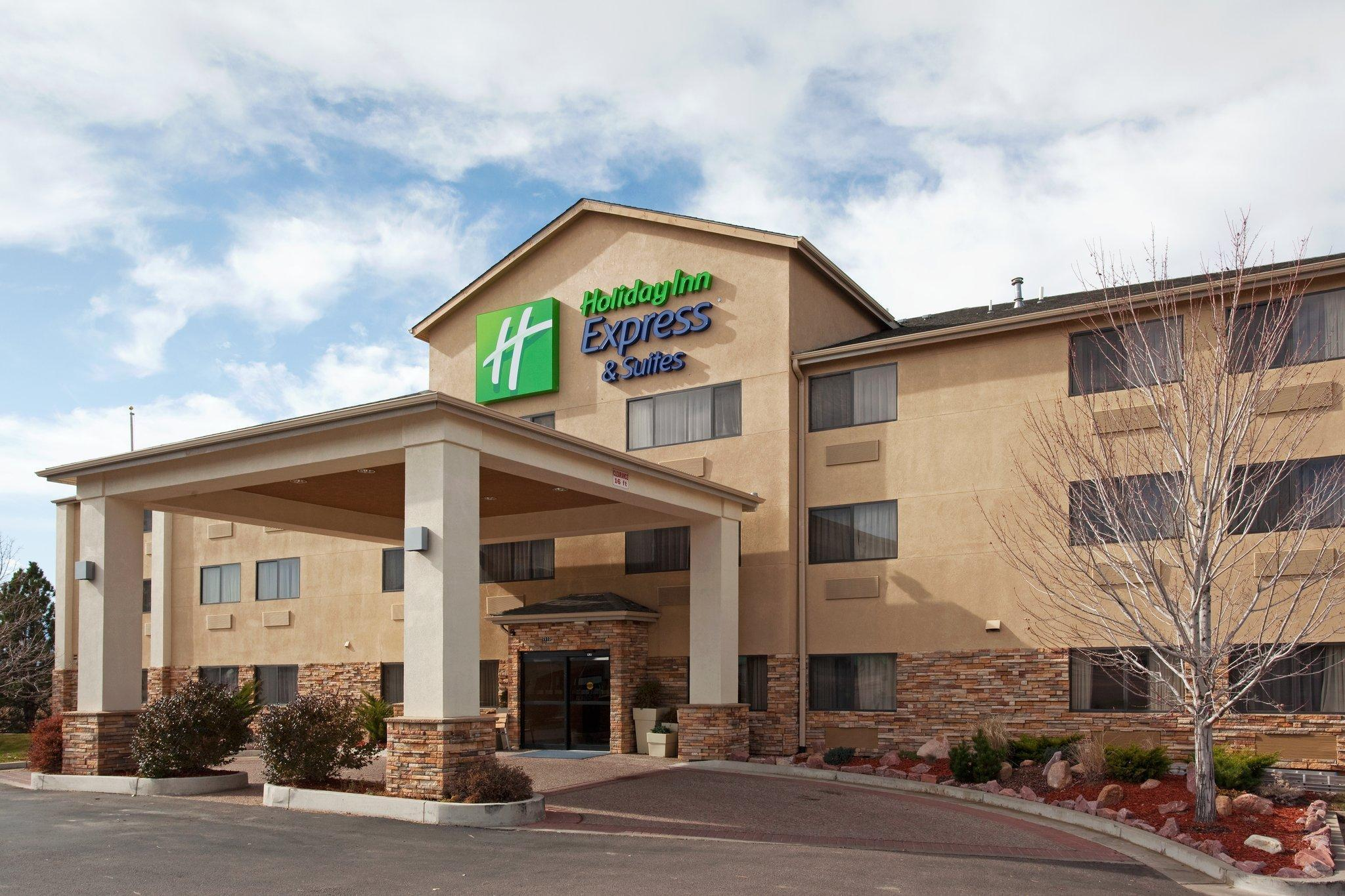 Holiday Inn Express Hotel And Suites Co Springs Air Force Academy