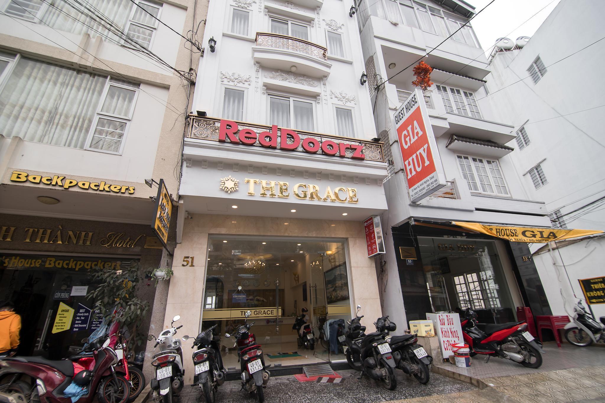 RedDoorz Plus Near Da Lat Market