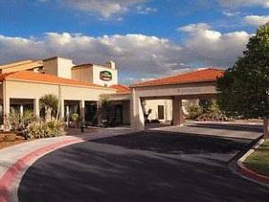 Courtyard By Marriott Airport Albuquerque Hotel