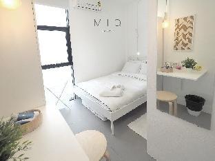 MIQ2 Silom BTS&MRT/Mahanakhon sky deck/300mb wifi อพาร์ตเมนต์ 1 ห้องนอน 1 ห้องน้ำส่วนตัว ขนาด 40 ตร.ม. – สีลม