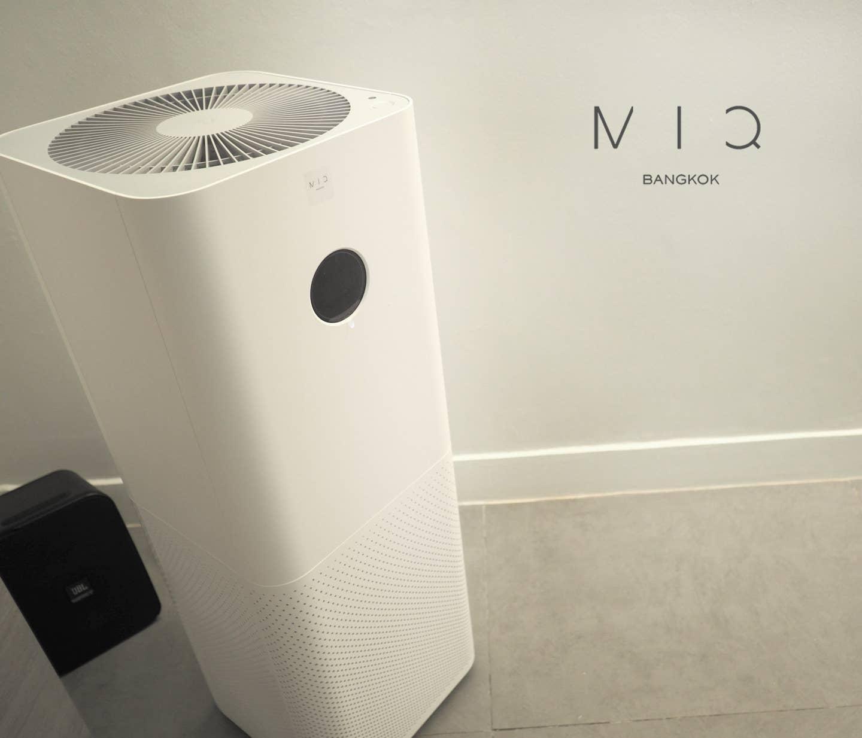 MIQ4 Silom BTS&MRT Designer Netflix Wifi 300MB